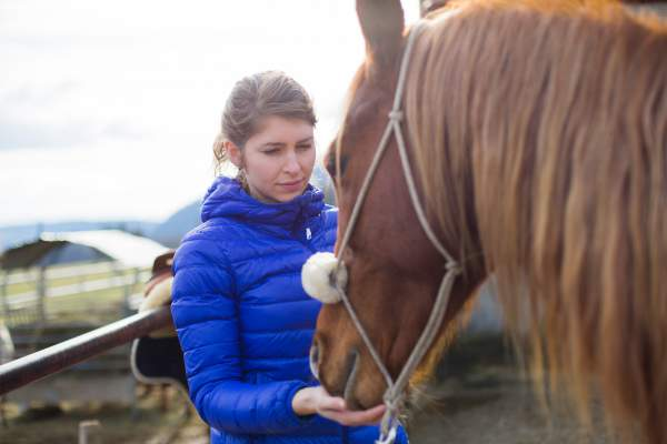 clemence dufieux saddle fitter